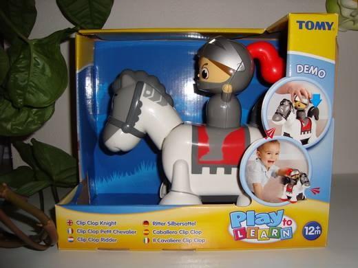 Rytíř na koni, jezdící, se zvuky, od TOMY