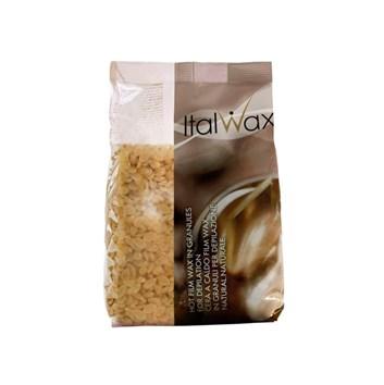 Italwax filmwax zrnka vosku NATURAL 1 kg