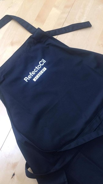 RefectoCil profesionální zástěra s kapsami
