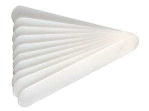 Špachtle plastová rovná (10 ks)