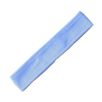Froté čelenka kosmetická modrá