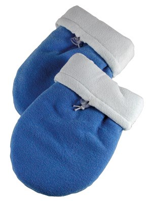 Froté rukavice na parafínové zábaly (2 ks)