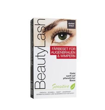BeautyLash Sensitive barva na řasy tm. hnědá 3,5ml