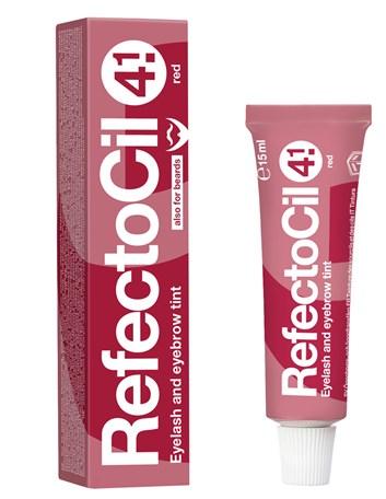 RefectoCil barva na řasy a obočí 4.1 červená 15 ml