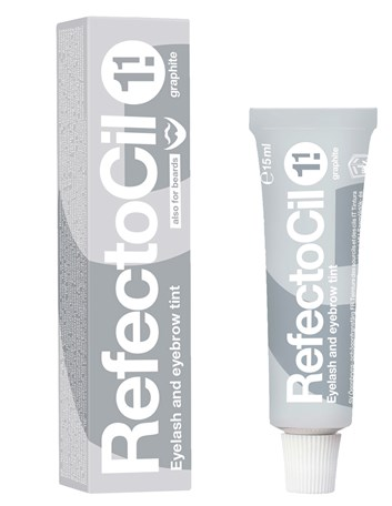 RefectoCil barva na řasy a obočí 1.1 grafit 15 ml