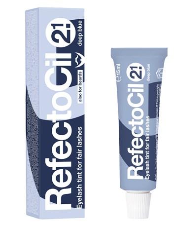 RefectoCil barva na řasy a obočí 2.1 tm.modrá 15ml