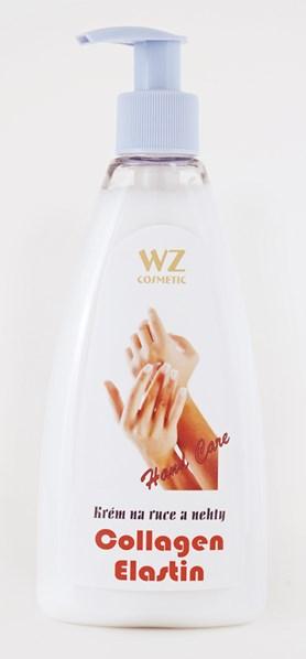 Krém na ruce a nehty s collagenem 250 ml
