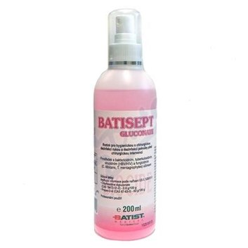 Batisept gluconate 200 ml