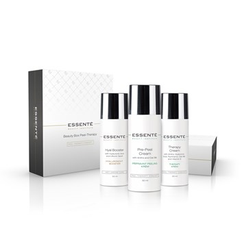 ESSENTÉ Beauty Box Peel-Therapy (3 ks)