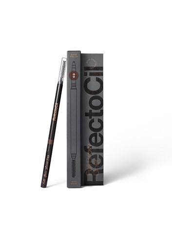 RefectoCil Voděodolná tužka na obočí 03 tm. hnědá