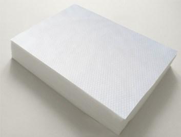 Ubrousky na čištění pleti 25 x 20 cm (100 ks)