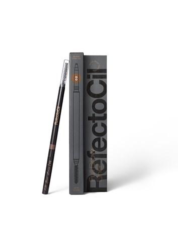 RefectoCil Voděodolná tužka na obočí 02 stř.hnědá