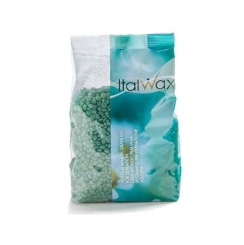 Italwax filmwax zrnka vosku AZULENE 1 kg