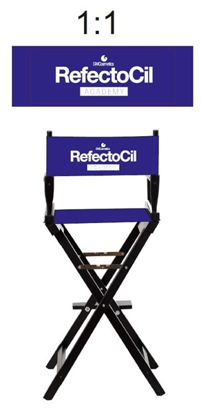 RefectoCil vizážistická židle