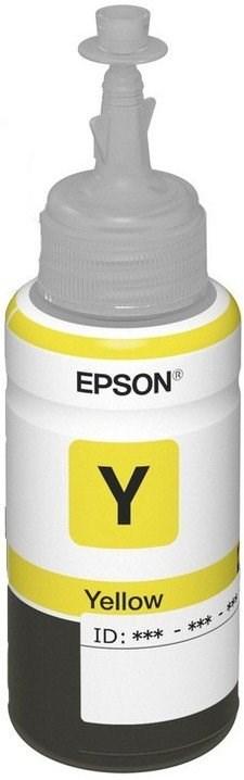 Epson L100 /200/300  T66414A  or.  černá