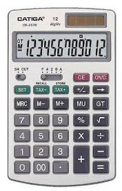 Kalkulačka CATIGA stolní 2578