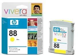 HP88XL C9393A  yellow