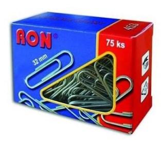 Spinka kancelářská střední 453 RON 33mm