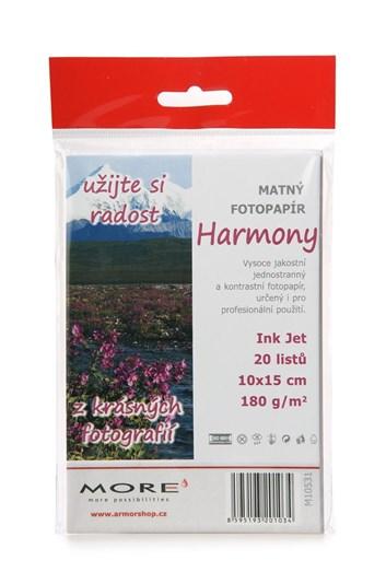 Fotopapír Harmony 180g A4 á20ks   M 10521