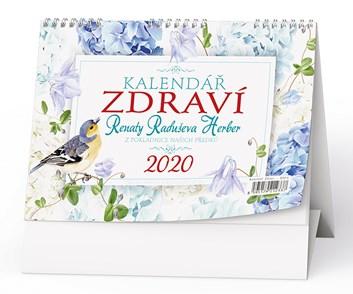 S.K. Kalendář Zraví BSF4 2020 Baloušek