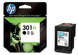 HP301XL černá CH563E or.  1050