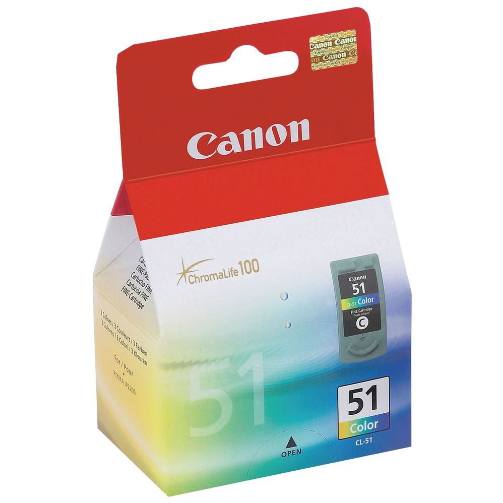 Canon ip 2200 color 21ml  CL51 K20221
