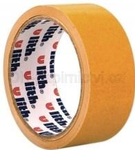 Lepicí páska oboustranná 50mm*25m-GDA textilní vlákno 63635