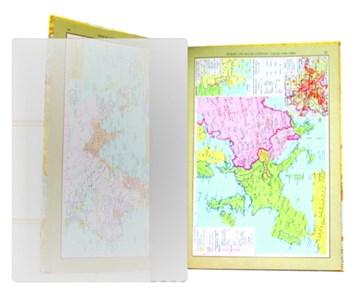 Obaly na sešit  atlas světa