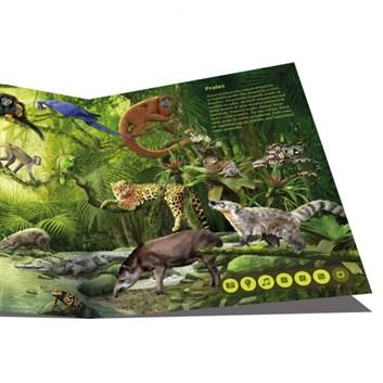 Kouzelné čtení Kniha Svět zvířat