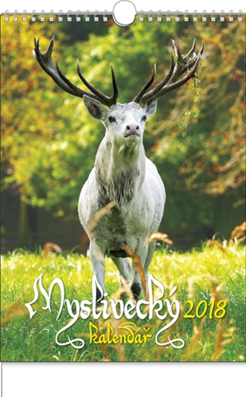 Z.K. Myslivecký kalendář BNF3 2019 Baloušek