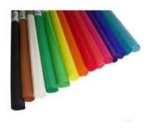 Krepový papír barevný