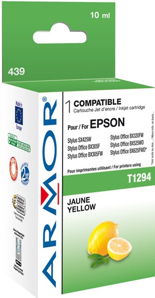 Epson SX425W yellow K12595