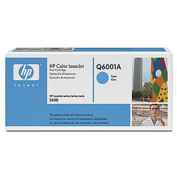 HP LJ 2600 cyan   Q6001A orig. 6001A