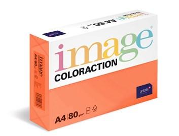 Xerox A4 Coloraction 80g  AMSTERDAM oranžová 100listů