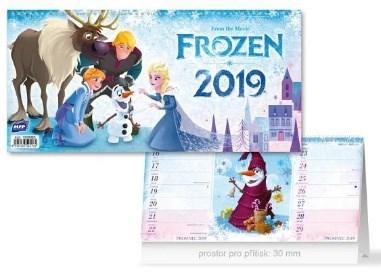 S.K. Disney,Frozen-čtrnáctidenní 2019 MFP