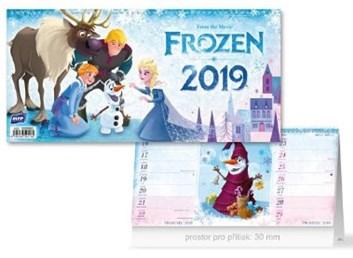 S.K. Disney,Frozen-čtrnáctidenní 2019 MFP+HELMA
