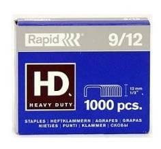 Drátky RAPID     9/12 1000ks  do HD70 24871300