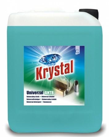 KRYSTAL 5l podlaha DEZINFEKCE drog. univ. mycí prostředek