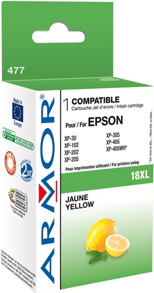 Epson pro XP102/402 XL yellow   K12617