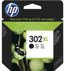 HP DJ  HP302XL   černý  OJ3830
