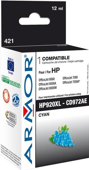 HP 920xl cyan     K12577