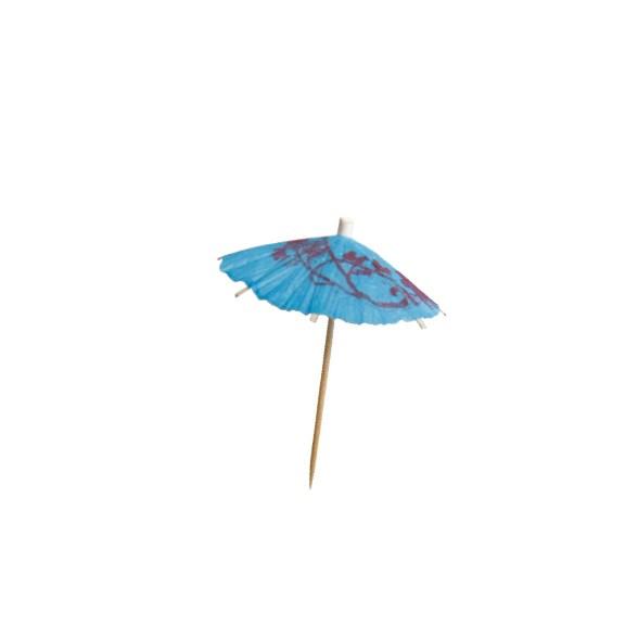 Párty deštníček 100mm 6ks 66201