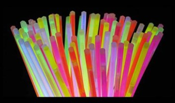 Svítící tyčky