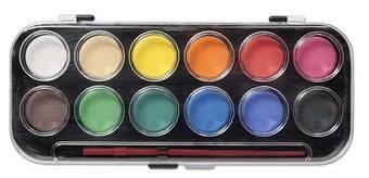 Vodovky 30 velké 12 barev Kohinor