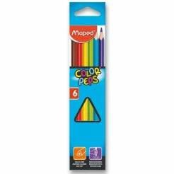 MAPED Pastelky Color Peps  6 ks 0086/9832002