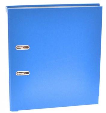 Pořadač A4 pákový umělý šířka hřbetu 7cm  světle modrý