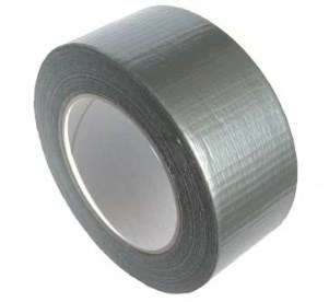 Lepicí páska 50*50m stříbrná/barevná  vodovzdorná