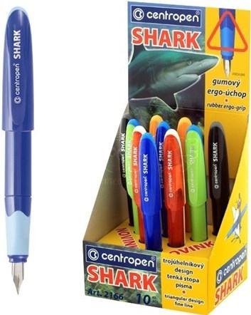 Centropen  2166/10 bombičkové pero SHARK