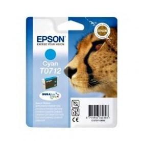 Epson Stylus DX78 DX4000 modrá T0712