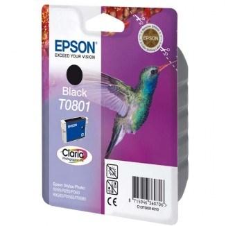 Epson Stylus R265 orig. T0801 černá